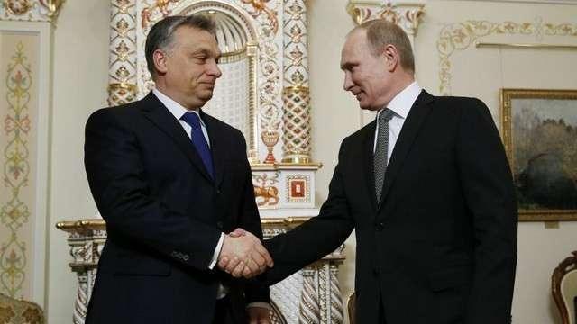 Die Zeit: Премьер-министр Венгрии равняется на Путина