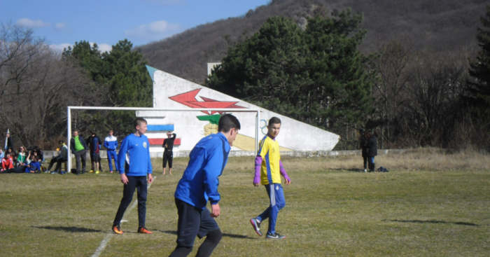 В Крыму чиновники разогнали детский футбольный матч, объявив его незаконным митингом