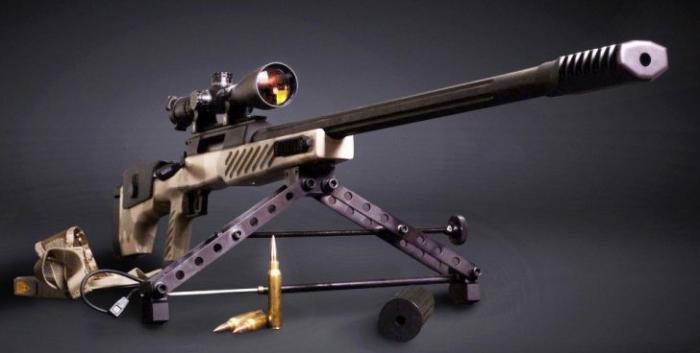 В России создали не имеющую аналогов в мире винтовку «Сумрак», поражающую цели на рекордные 4 км