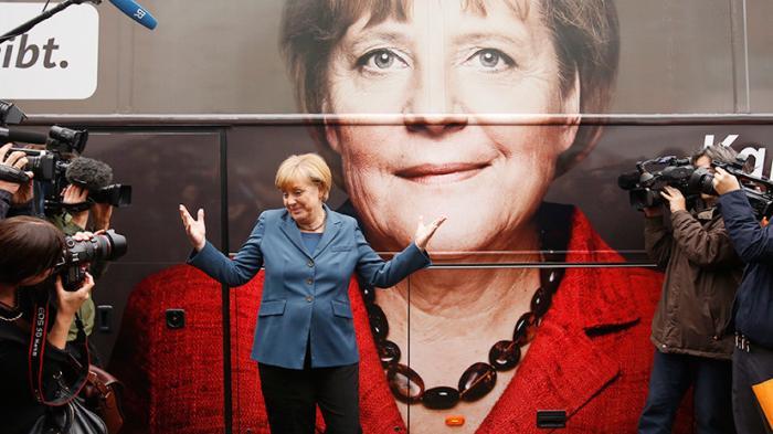 Выборы в Германии 2017: из-за кого теряет популярность канцлер Ангела Меркель
