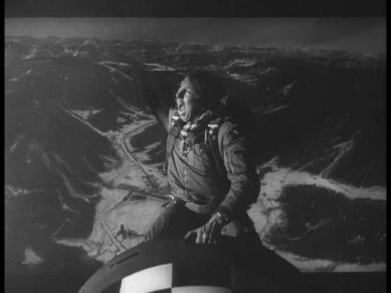 На атомной бомбе