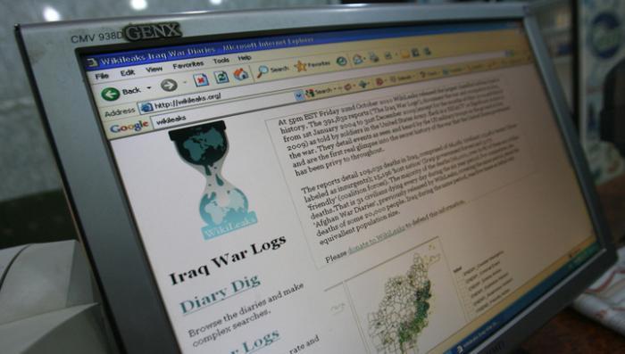 WikiLeaks нашел у ЦРУ скрытые сервера для прослушки под названием PocketPutin