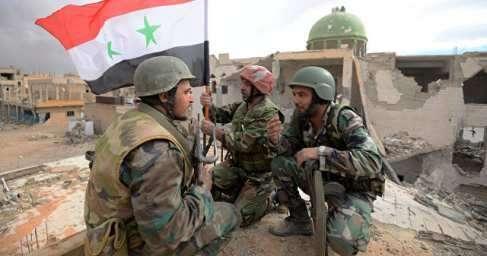 Сирия: оборона ИГИЛ рухнула под ударами САА и ВКС, освобождены большие территории у реки Евфрат