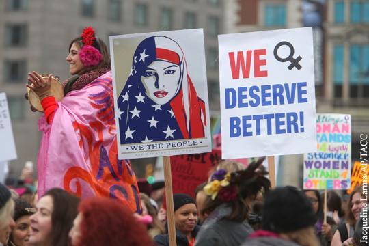 Феминисток создали глобалисты в процессе мировых войн