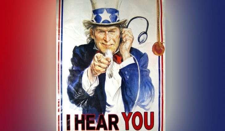 ЦРУ подсматривает за вами из телевизора. Пора принять меры