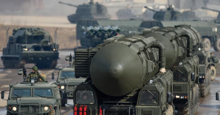 Пентагон боится гонки вооружений и не хочет отказываться от СНВ-3