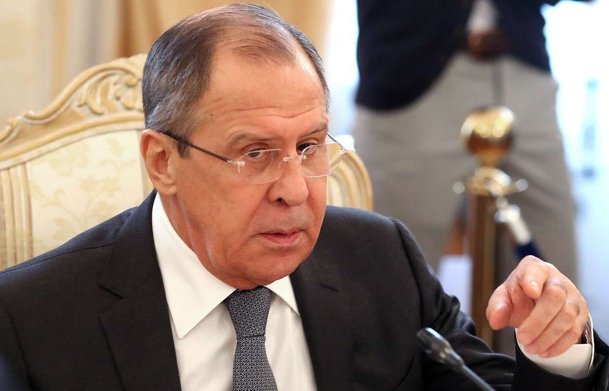 Сергей Лавров сообщил, что не берет мобильные телефоны на важные переговоры