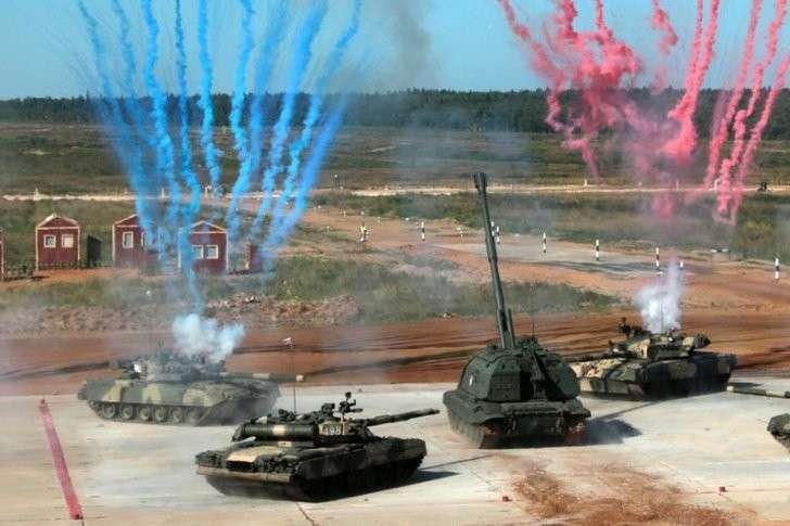 Американский ветеран-танкист о танковом биатлоне: «Русские танкисты – сумасшедшие!»