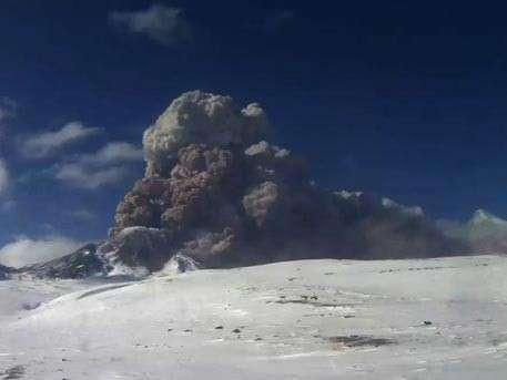 На Камчатке сегодня «проснулся» один из самых активных вулканов в мире