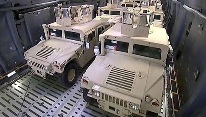 США перебросили в Сирию дополнительный военный контингент