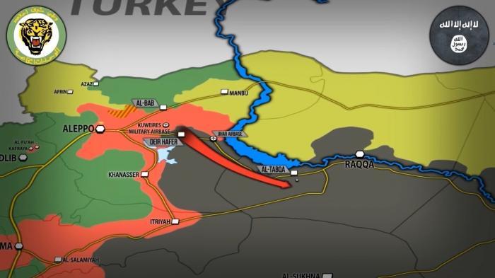 Сирия: развал обороны ИГИЛ в Алеппо. Тайный договор между Россией и США