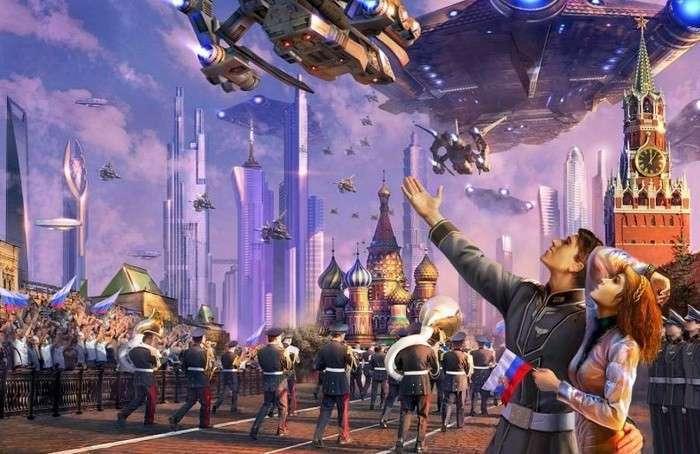 Звёздный Десант России: научная фантастика становится реальностью