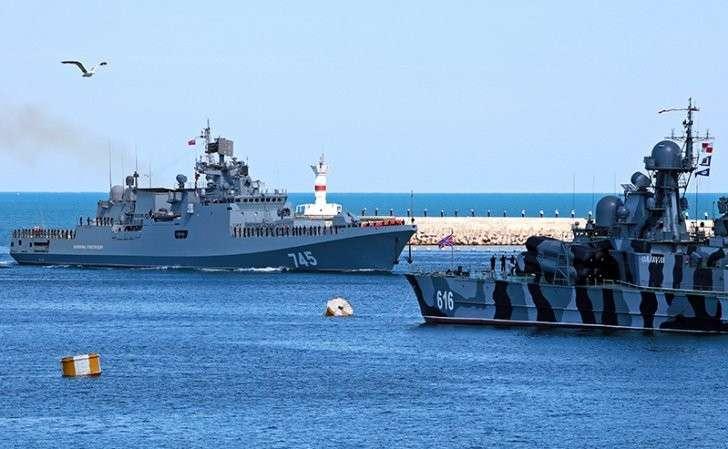Черное море стало Русской цитаделью, NI