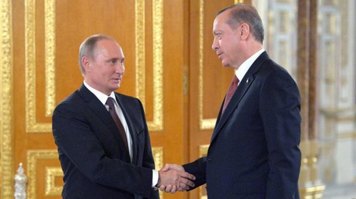 Встреча Путина и Эрдогана пройдёт на фоне крушения вертолёта с росиянами в Турции