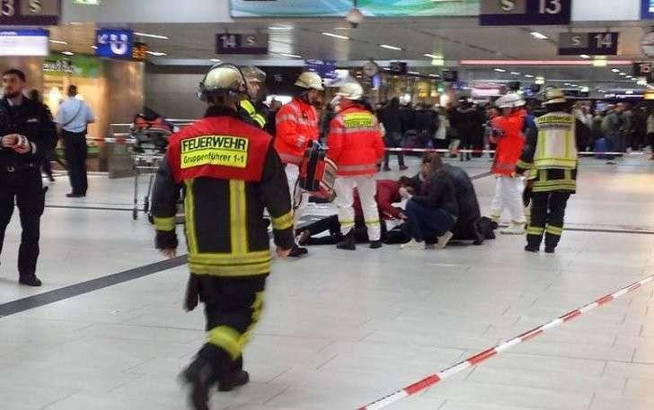Германия: повторное нападение на прохожих в Дюссельдорфе