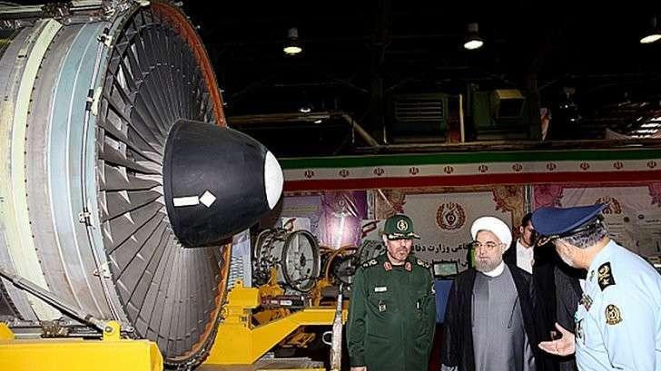 Иран заявил, что его новая система ПВО превосходит российскую С-300