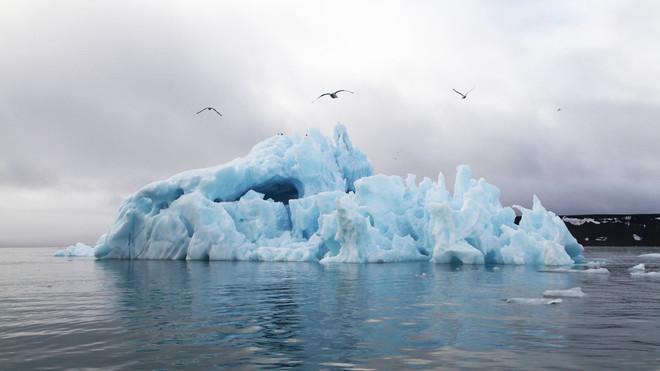 Россия возрождает грандиозный тайный советский проект в Арктике «Айсберг»