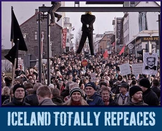 Почему в новостях ничего нет о гордой Исландии, отказавшейся платить «банкстерам»