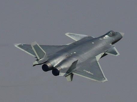 В Китае заявили о принятии на вооружение истребителя пятого поколения J-20