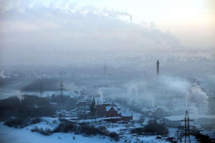 В Омске концентрация ядов в воздухе превысила норму в 400 раз