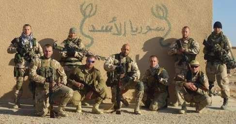 Сирия: русские военные советники и спецназ учат сирийцев воевать – три сокрушительных удара Путина
