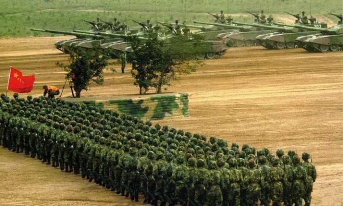 АТР: США и Китай готовятся воевать между собой?