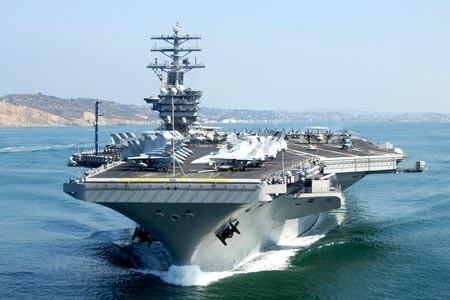 США не являются морской супердержавой. Разоблачение мифов