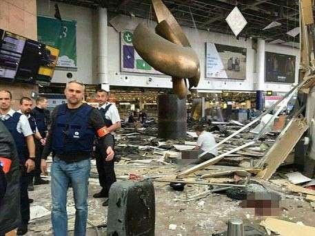 Целью террористов-смертников в Брюсселе были россияне