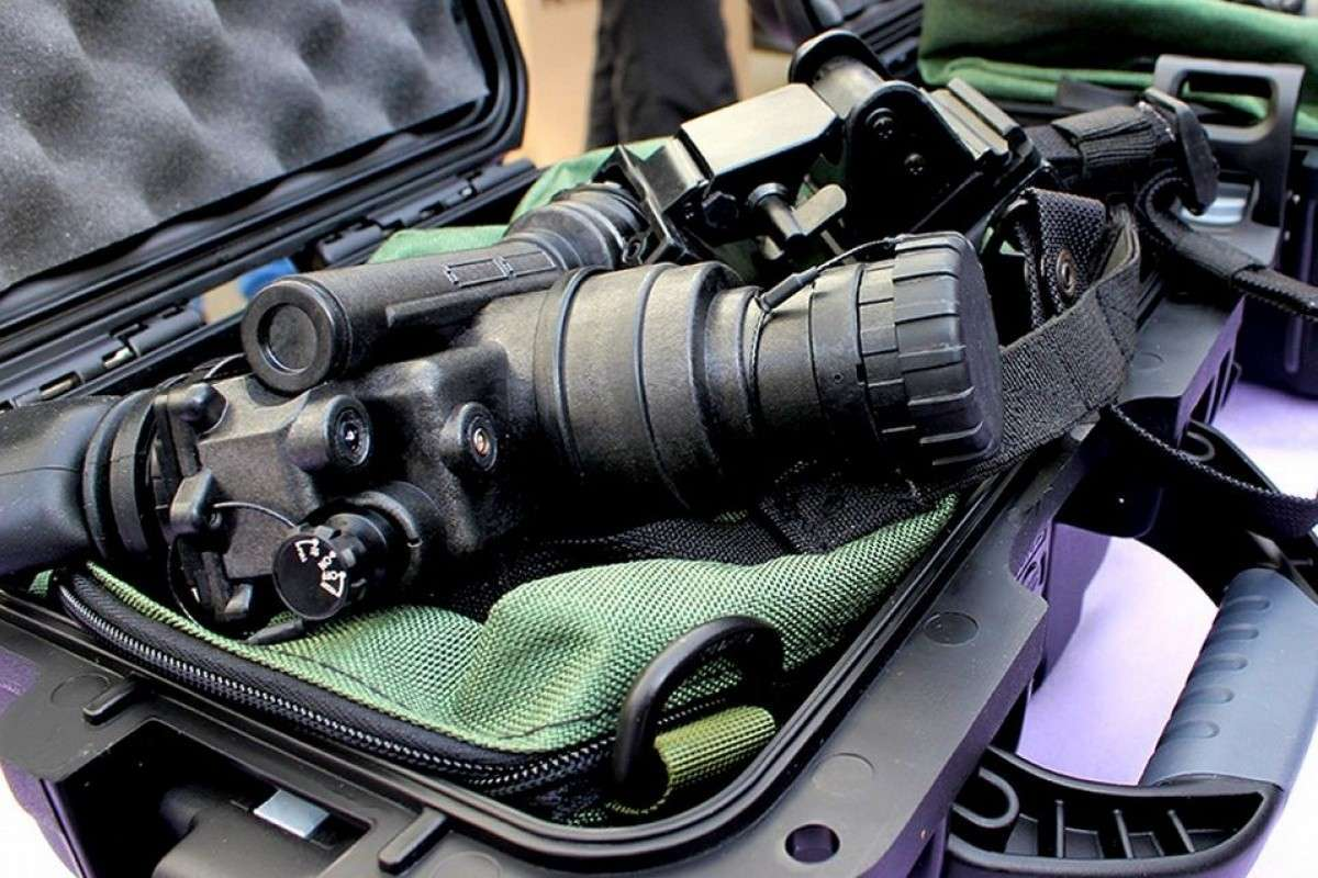 В США поймали на контрабанде американских военных технологий волонтёра «Правого сектора»