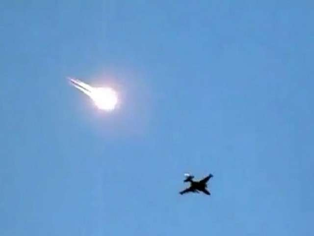 Ополчение ДНР сбило еще один Су-25