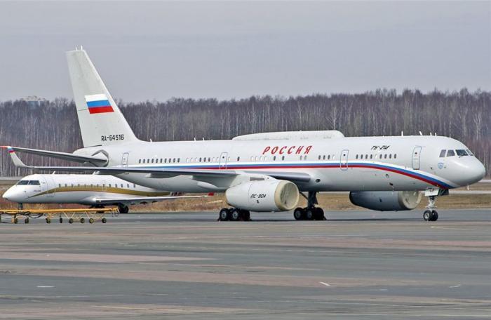 В России строятся три военных спецсамолета на базе Ту-214 и два на базе Ил-96