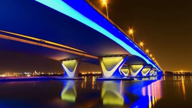 Строительство Крымского, Керченского моста и других масштабных объектов в России