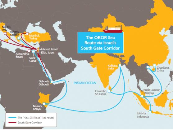 Морской «Шелковый путь»: Турция и Израиль перехватывают торговлю у Ирана, вредят России