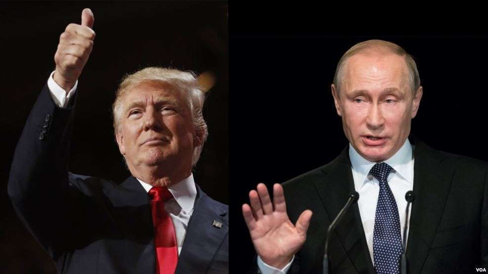 Дональд Трамп и Владимир Путин могут встретиться в июле на саммите G20 в Германии