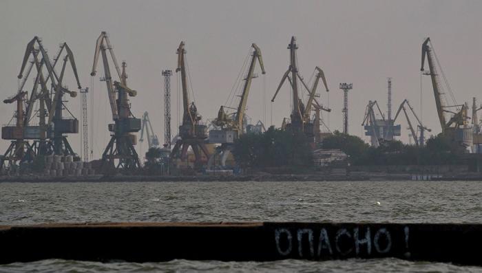 ДНР: со стороны Азовского моря каратели из ВСУ атаковали республику