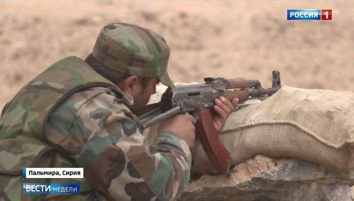 Война в Сирии: по смертникам наносят превентивные ракетные удары