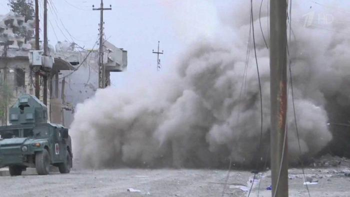 В Мосуле жителей травят ипритом, бездарный штурм захлебнулся и превратился в бесконечный кошмар
