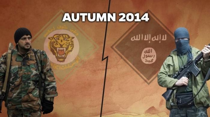 """Сирийский спецназ """"Силы Тигра"""": история создания, боевой потенциал"""