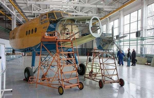 Сибирский научно-исследовательский институт авиации модернизировал Ан-2