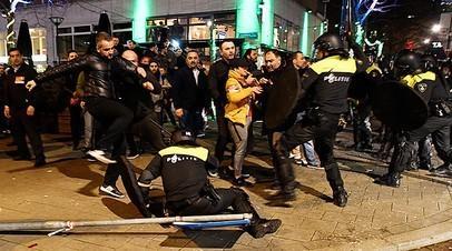 Скандал между Нидерландами и Турцией помогает Эрдогану и Вилдерсу на выборах