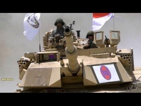 Как выглядит танковый биатлон в США? Неторопливо и скучно по сравнению с русским