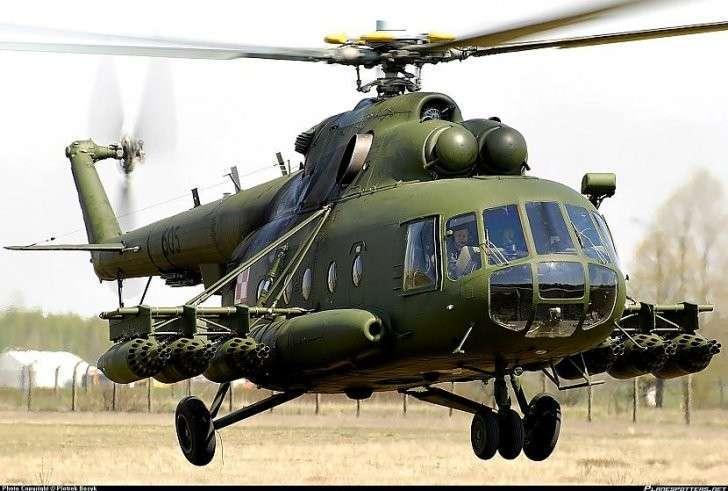 США вынудили отменить санкции против Рособоронэкспорта из-за ремонта Ми-17