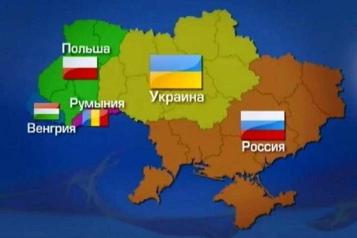 Венгрия уже приготовилась оттяпать от Украины Закарпатье, следующий ход за киевской Хунтой