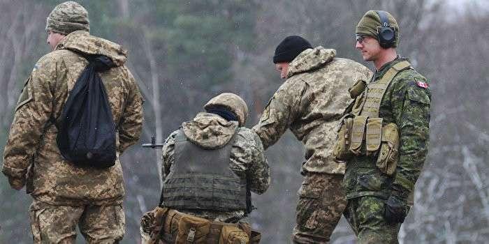 Задержанные каратели передали диктофонные записи, сделанные в тренировочных центрах НАТО