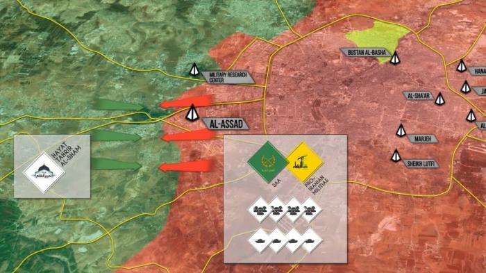 Сирия: за авиабазу Джирах идут кровопролитные бои, равновесие под Манбиджем