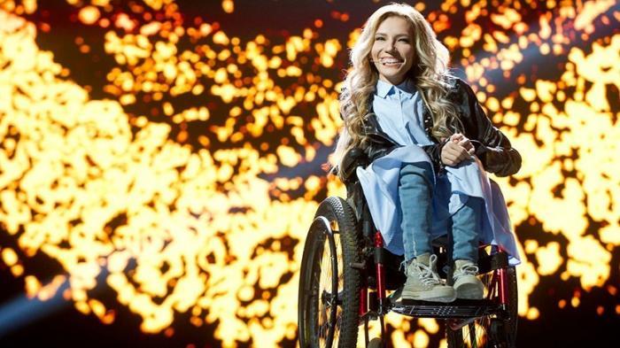 Украина арестует участницу «Евровидения» от России Юлию Самойлову