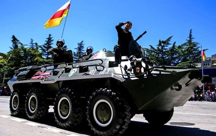 Спецназ Осетии пополнит состав армии России