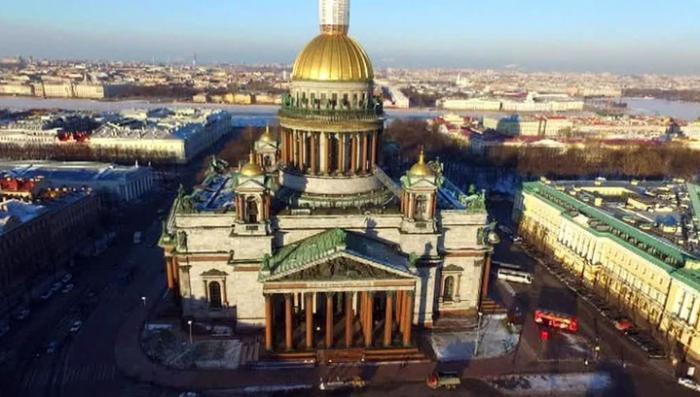 Христианская корпорация РПЦ таки выгоняет музей из Исаакиевского Собора в СПб