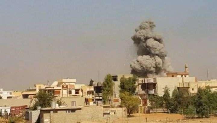 В Мосуле американские наемники из ИГИЛ снова применили химоружие
