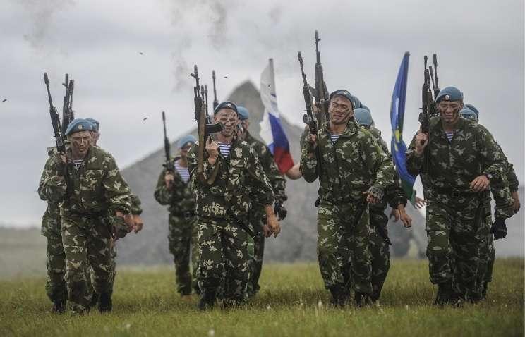 Почему западный человек не понимает, как воюет русский солдат?